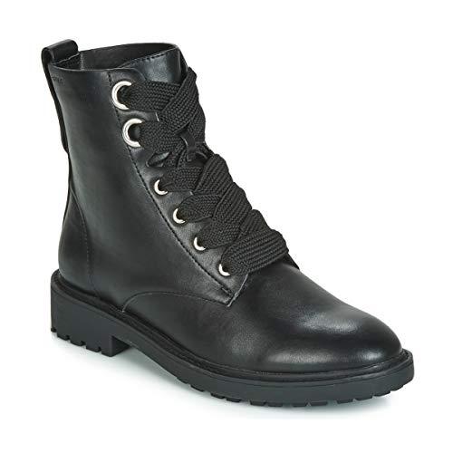 ESPRIT COCOS LU BOOTIE Enkellaarzen/Low boots dames Zwart Laarzen