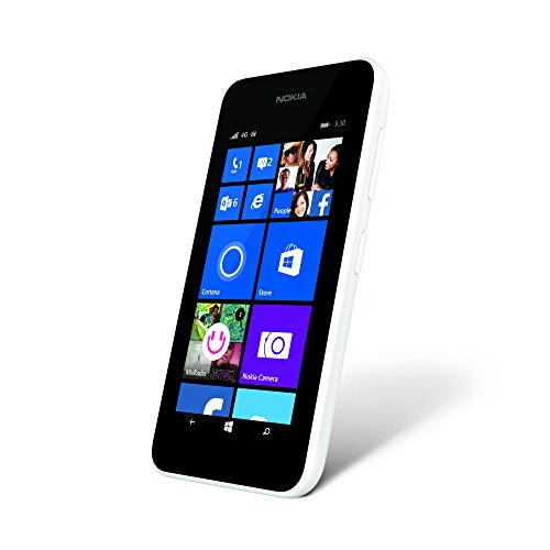 Nokia Lumia 530 White - No Contract (T-Mobile)
