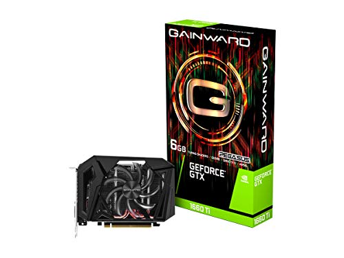 Gainward GeForce GTX1660TI Pegasus 6GB DDR6 192bit GDDR3 Grafikkarte