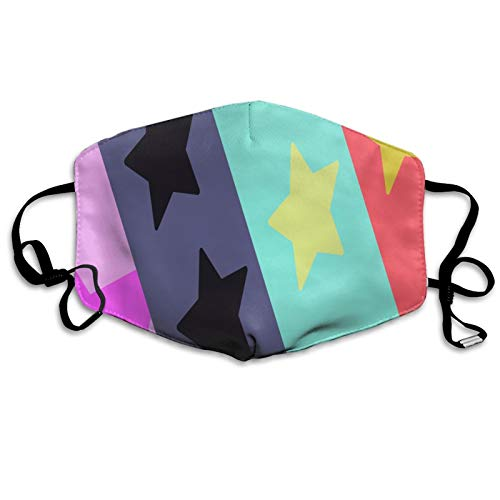 Steven Universe Cartoon Anime Fashion Cosplay 3d Printed Outdoor Mask Protection Unisex
