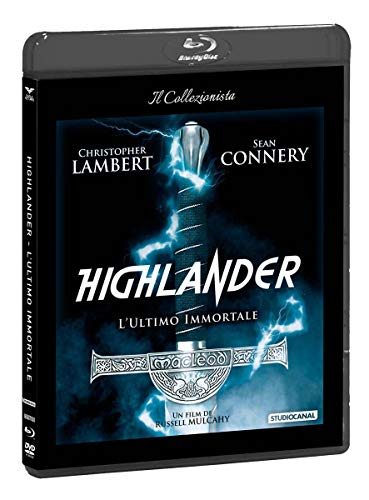Highlander - L'Ultimo Immortale ('Il Collezionista' Combo)