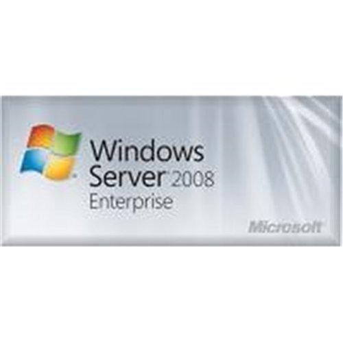 Preisvergleich Produktbild Systembuilder Windows Server Enterprise 2008 R2 SP1 64Bit x64 1pk DSP OEI DVD 1-8CPU 25 Clt