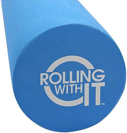 Top 10 Best rumbleroller – textured muscle foam roller manipulates soft tissue like a massage therapist Reviews