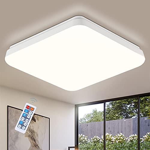 OEEGOO -  LED Deckenlampe Mit