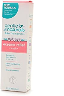 Gentle Naturals Baby Eczema Relief Wash 5.5 fl oz (162 ml)