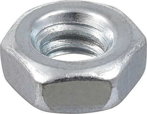 """Hillman 150003 1/4-20 C NEX Coarse Thread Hex Nuts, 1/4""""-20, Steel, 100 Pieces"""