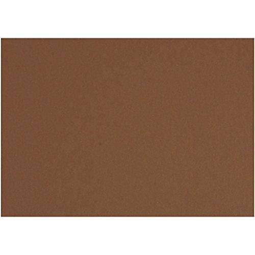 Poster Card, Vel 497x697 mm, 270-300 g, Koffie Bruin, 10 vel