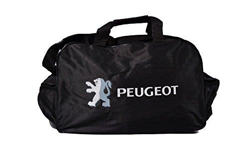 Peugeot Sporttasche Leichte Seesack Reisegepaeck Duffel Wochenende Uebernachtung Taschen fuer Reisen Sport Gym Urlaub