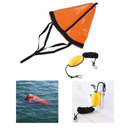 Drift Socks Fishing Kayak Buoy Sea Boat Anchor Drogue