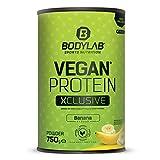 Bodylab24 Vegan Protein XCLUSIVE LINE 750g / Veganes Protein-Pulver mit umfangreichem...