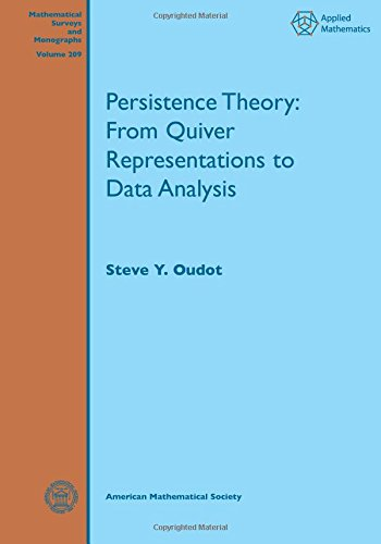Persistence Theory: From Quiver Representations to Data Analysis (Mathematical Surveys and Monographs)