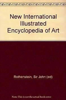Hardcover New International Illustrated Encyclopedia of Art Book