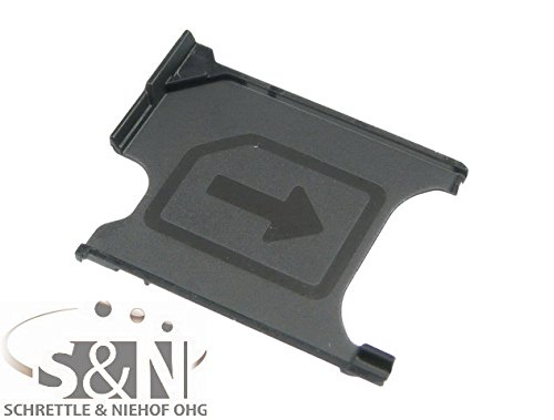 Porta carta sim originale per Sony Xperia Z1 compact D5503