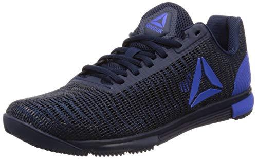 Reebok Speed TR FLEXWEAVE, Zapatillas de Deporte Interior para Hombre, Multicolor (Collegiate...