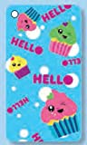 Sweet Gizmo Cupcake iPod Touch 4G Case (SPK-1004-IPD)