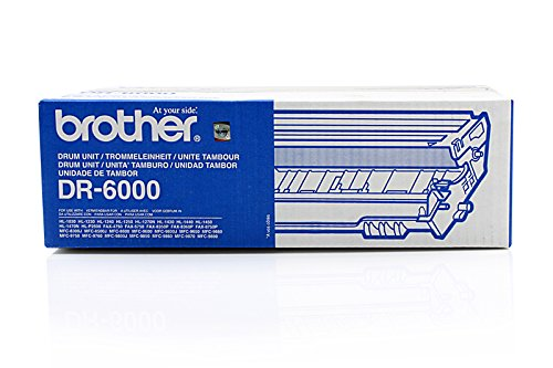 Original Brother DR-6000 Bildtrommel für Brother Fax 8360 P