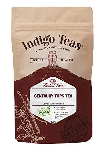 Indigo Herbs Centaury Tee 50g - Centaurium erythraea