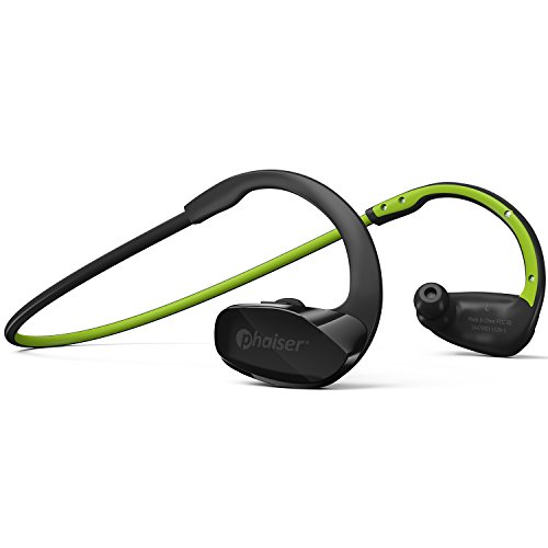 Phaiser BHS-530 Bluetooth Headphones for Running, Wireless...
