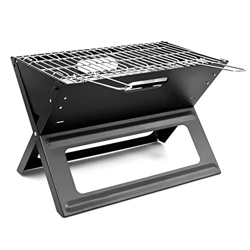 Relaxdays Grill Plegable 10017881-Grill,...