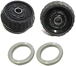 NISTO 2 Front Strut Mounting Mount 2 Bearings Fit For GM Catera GTO G8 Chevrolet Chevy Caprice