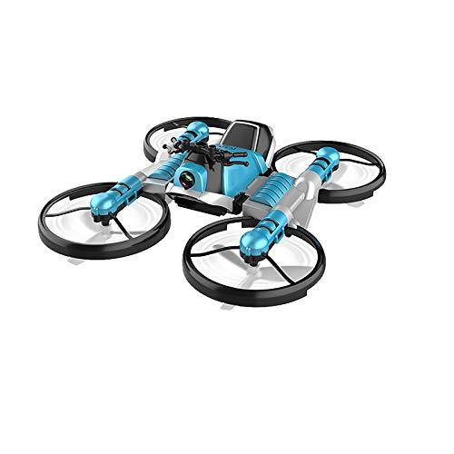 YYSYN Drone con Cámara, Avión WiFi FPV por Control Remoto, Control De Gestos, Quadcopter Helicóptero con Headless Modo, Altitud Hold