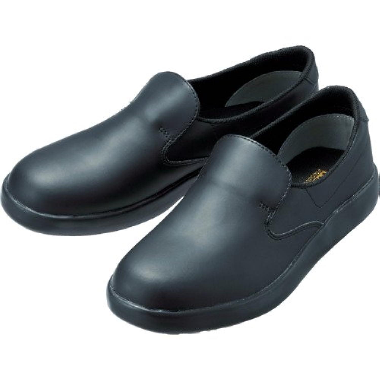 ミドリ安全 超耐滑軽量作業靴 ハイグリップ 27.5CM H700NBK27.5