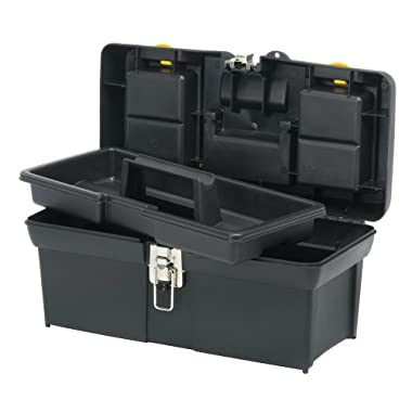 Stanley 016013R 16  Series 2000 Tool Box with Tray