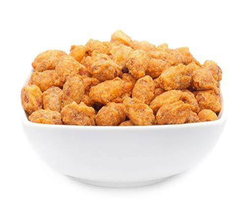 1 x 6kg Erdnüsse Katjang BBQ extra große Nüsse vegetarisch laktosefrei 25 % Protein