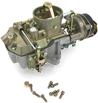 1963-1968 Ford Autolite 1100 Carburetor 6 cyl Mustang Falcon 170 200 Ci Engines