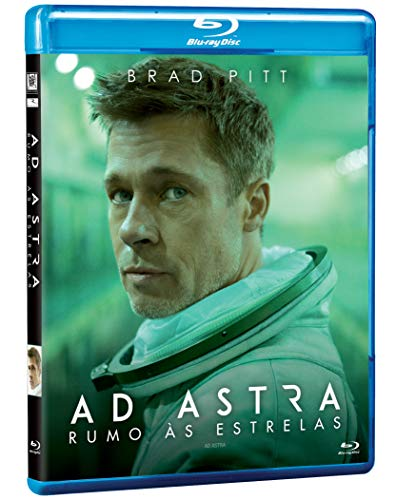Ad Astra: Rumo Às Estrelas [Blu-Ray]