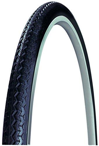 Michelin Reifen WorldTour Draht, Schwarz, 28 Zoll
