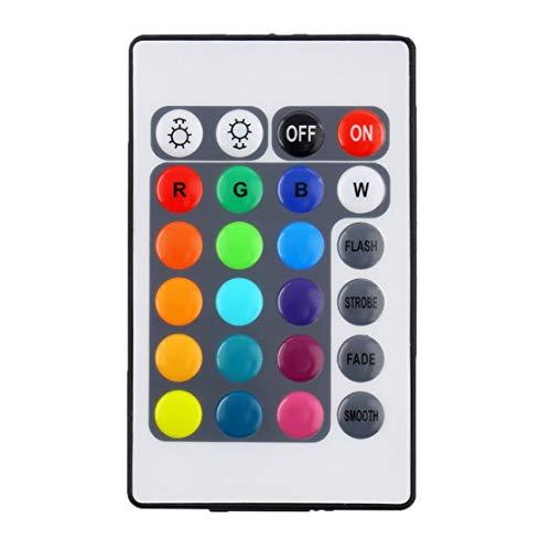 Universal Infrarot Mini 24 Schlüssel IR Fernbedienung Drahtlose Für 3528 5050 RGB LED Streifen Flure Treppen Hause Verwendet