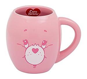 Vandor Care Bears Cheer Bear 18 Ounce Oval Ceramic Mug (29061)