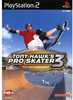 Tony Hawk's Pro Skater 3 [Japan Import]