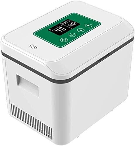 LFSP-minikoelkast Draagbare Insuline koelkast met vriesvak Drugs Refrigeration kleine koelkast draagbare auto opladen van huis