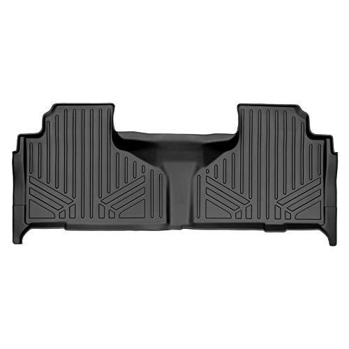 SMARTLINER Passgenaue 2. Reihe Einlagen schwarz für 2021 Cadillace Escalade & ESV mit 2. Reihe Sitzbank