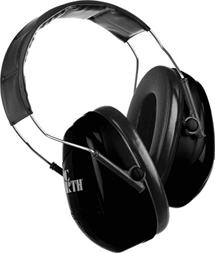 Vic Firth Drummer's Ear Defenders - Black