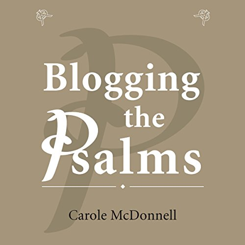 Blogging the Psalms audiobook cover art
