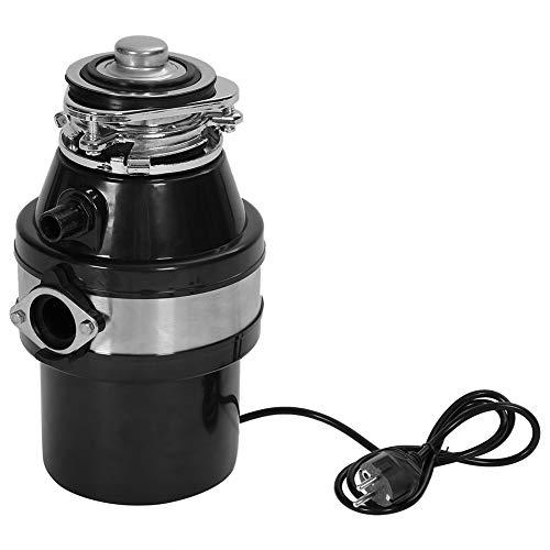 Triturador de desechos alimentarios 220 V 1 HP 2600 rpm