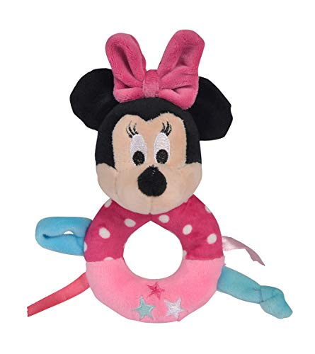 Simba 6315876392 Disney Minnie Anneau Hochet Color