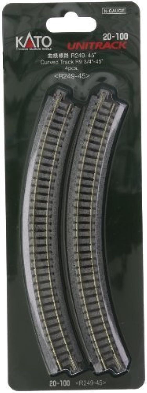 muchas sorpresas Gaugemaster Ground Level Radius 249mm Curved Track 45 Deg. Deg. Deg. (4) by Gaugemaster  orden ahora con gran descuento y entrega gratuita