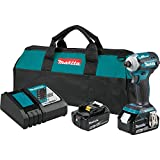 Makita XDT16T 18V LXT Lithium-Ion Brushless Cordless Quick-Shift Mode 4-Speed Impact Driver Kit (5.0Ah)