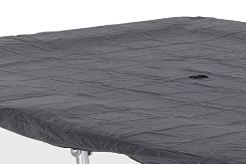 Avyna Kids Trampolino Rettangolare 380x 255cm Grigio Scuro Weather Covers, Taglia Unica