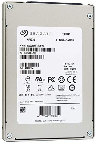 SEAGATE Nytro SATA 6Gb/s SSD SED 1920GB 6,4cm 2,5Z