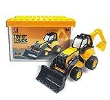 Coco Tree Construction Toys, Tough ABS Plastic Sandbox Trucks, Gifts...