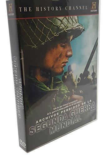 ARCHIVOS PERDIDOS DE LA SEGUNDA GUERRA MUNDIAL [WW II LOST FILM][NTSC/REGION 1 & 4 DVD. Import-Latin America] ✅