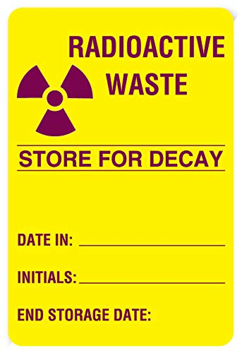 Nuclear Medicine Label, 2