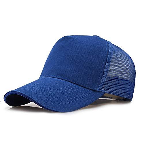 Solide Hut Sommer Netz Hut atmungsaktive Baseball-Kappe Reisemütze hundert mit Einer Mütze verstellbar Parang