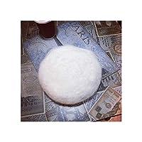 雪だるま白い冬財布 本物 革 ジッパー コインフォン 財布 クラッチレディース用
