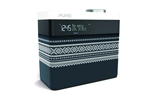 Pure Pop Maxi - Bluetooth Radio estéreo portátil (Dab/Dab+, Bluetooth, Pantalla LCD)